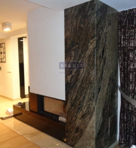 Kominek-granit-Juparana-Oro-Negro-magma-fussion-black-1