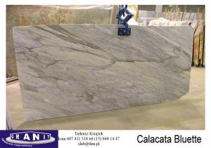 Calacata-Bluette